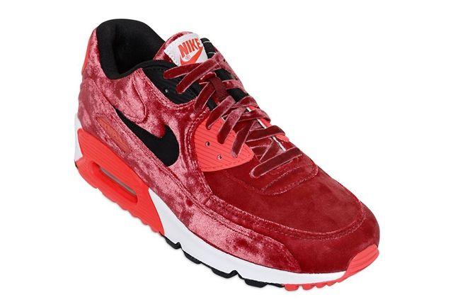Nike Air Max 90 Red Velvet 1