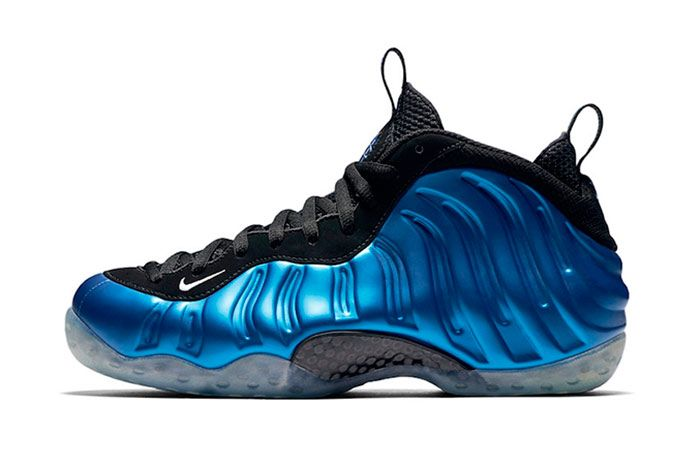 Nike Air Foamposite One Royal Release InfoSneaker News