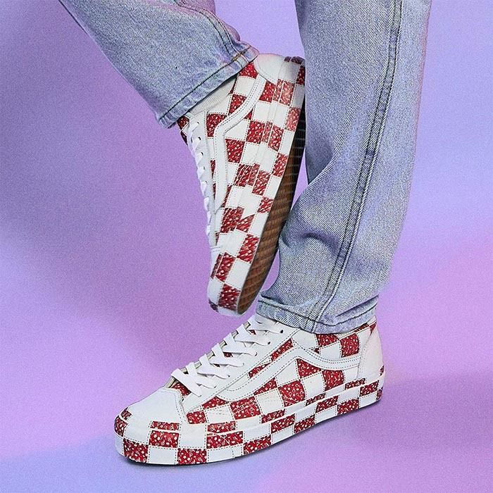 Opening Ceremony Vans Style 36 Quilt Pack 2