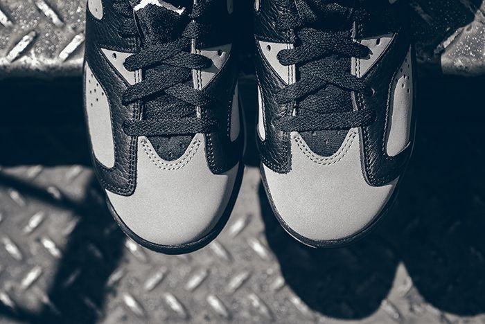 Air Jordan 6 Bg Blackcool Grey3