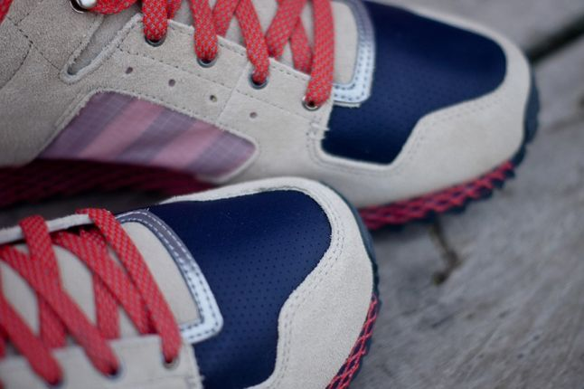 Adidas Opening Ceremony Newyork Runner Red Toe Detail 1