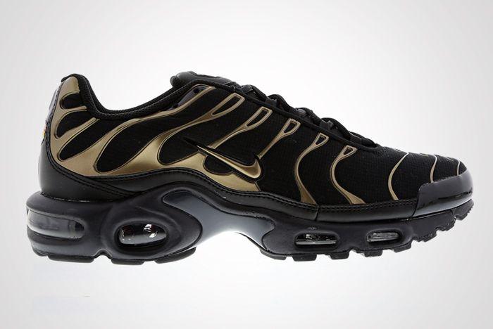 Nike Air Max Plus (Metallic Cacao) - Sneaker Freaker