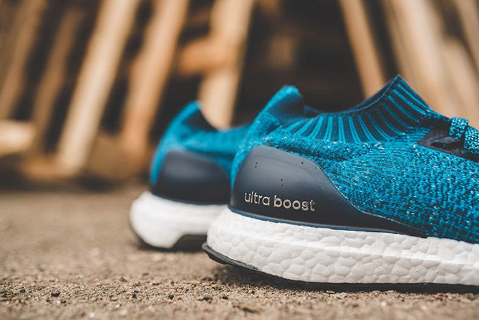 Adidas Ultraboost Uncaged Blue White 5