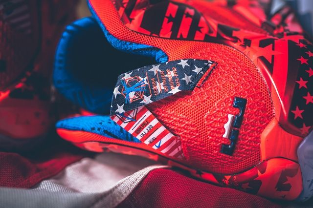 Nike Lb12 Independence Day Bumper 5