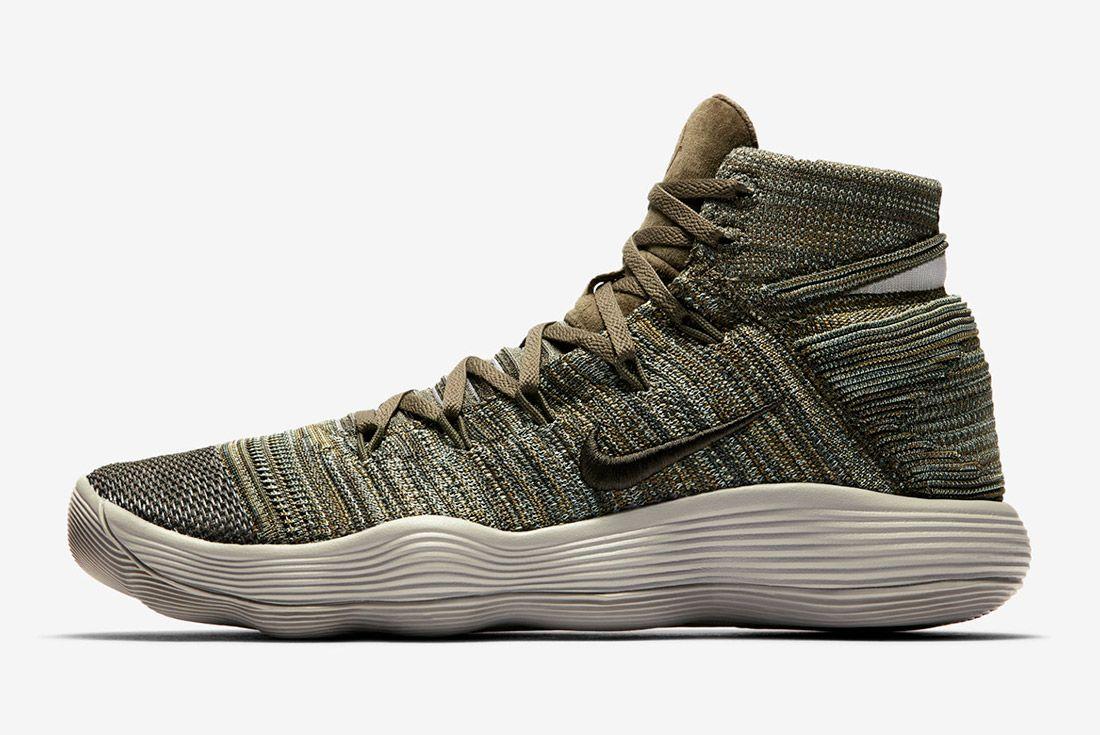 Material Matters Basketball Nike Hyperdunk 2017 Flyknit