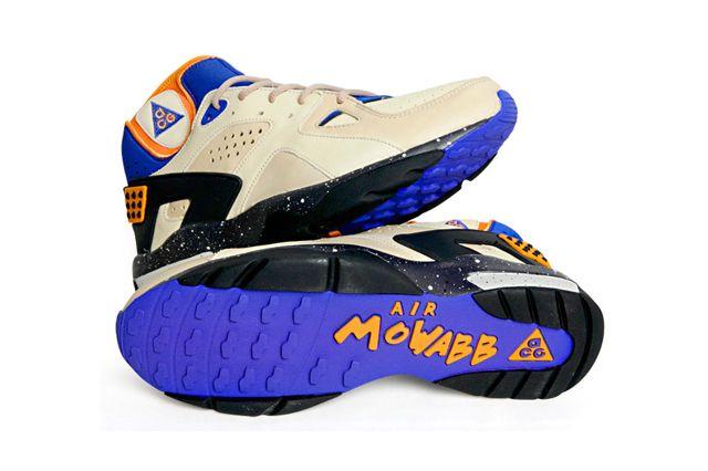 Size Nike Huarache Light Teaser Mowabb 4
