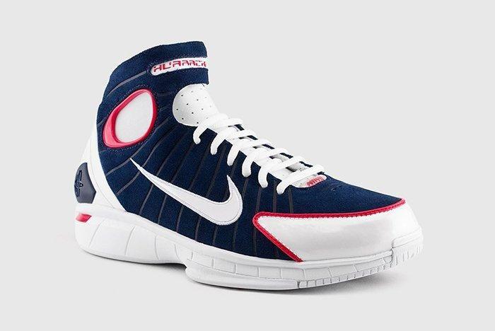 Nike Air Huarache 2 K4 Midnight Navy2