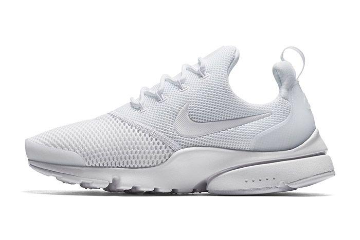 Nike Air Presto Fly Triple White