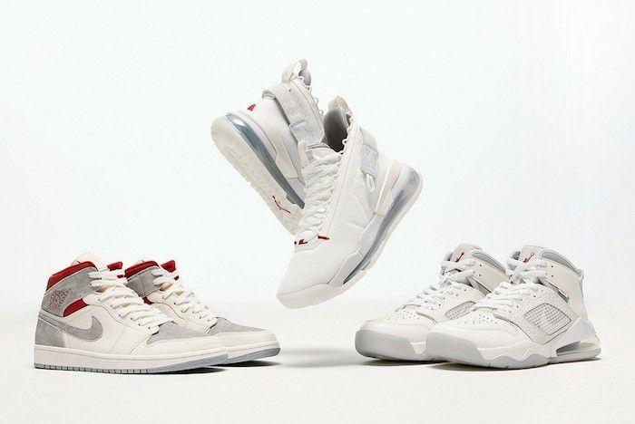 Sns Nike Air Jordan Colab 1