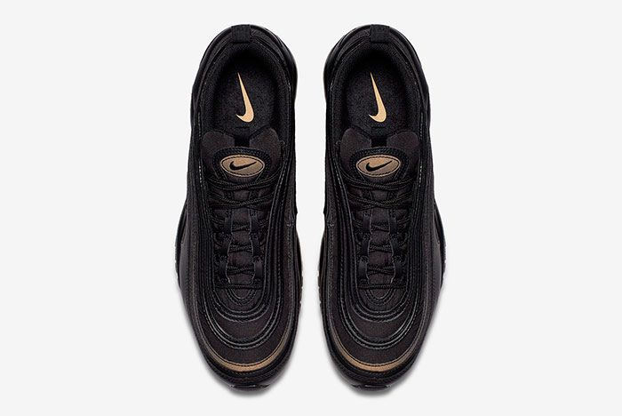 Nike Air Max 97 Black Gold 4
