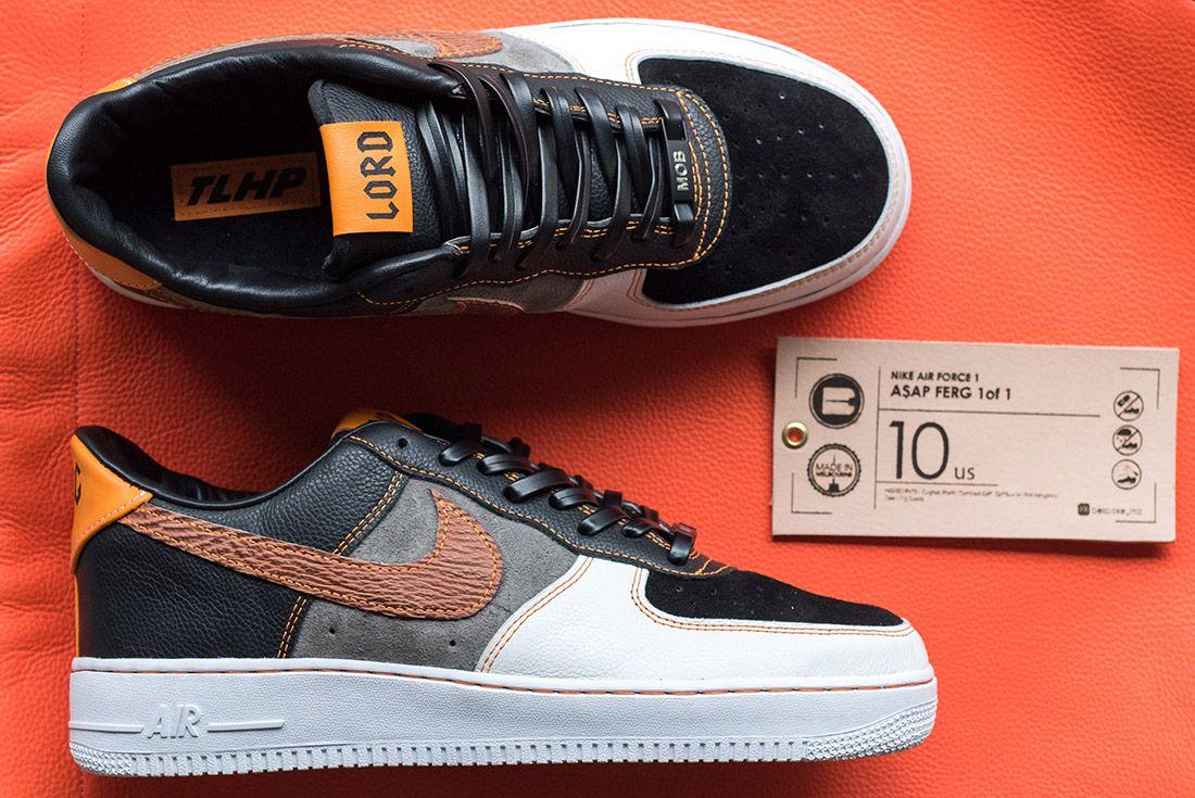 Bespoke Ind Aap Ferg Nike Air Force 1 Sneaker Freaker 3