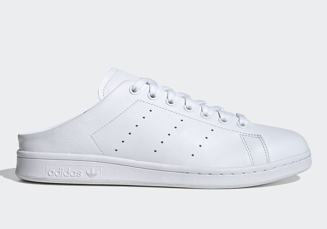 adidas Stan Smith Mule Cloud White Right