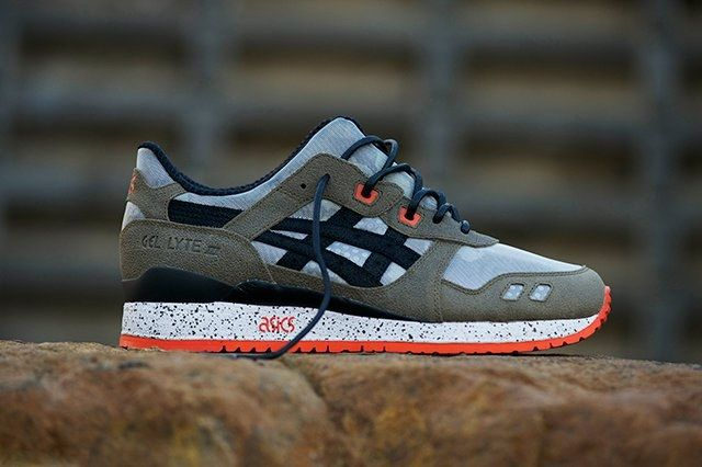 Bait X Asics Gel Lyte Iii Basics Model 002 Guardian 1