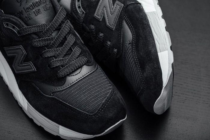 New Balance 998 Made In Usa Blackgrey 3