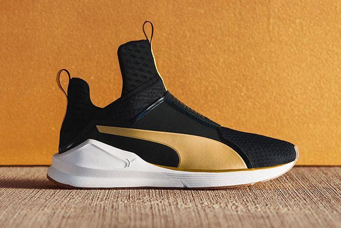 Puma Fierce Black Gold 1