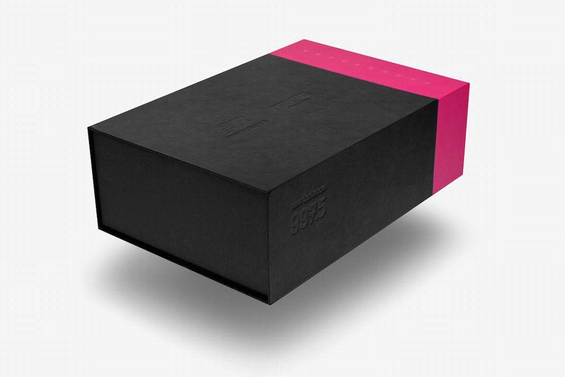 Phantaci New Balance 997 5 Pink White Black 2