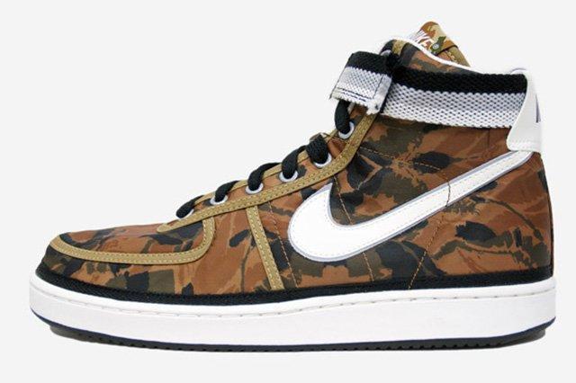 Nike Vandal High Autumn Camo