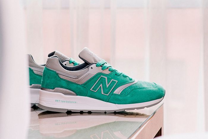 Concepts X New Balance City Rivalry Pack4