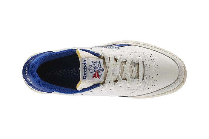 Reebok Revenge Plus Blue 1