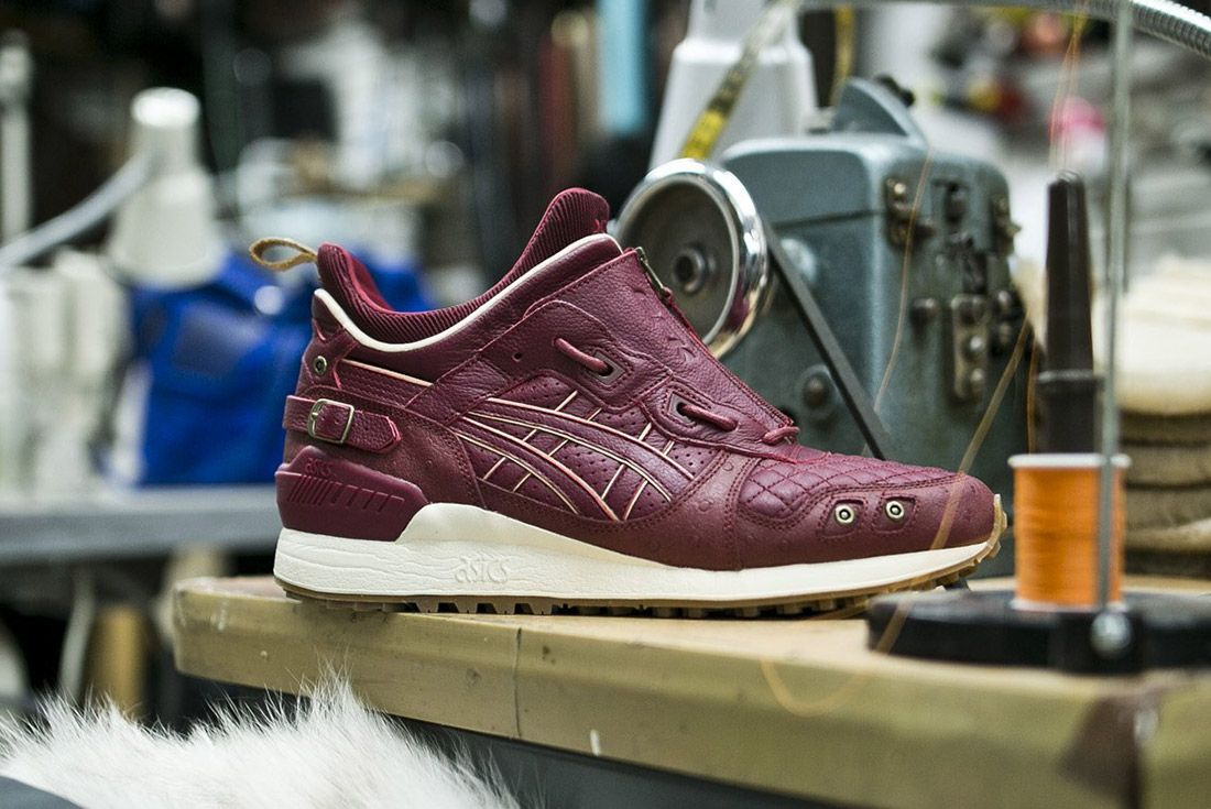 Ghostface Killah Asics 2