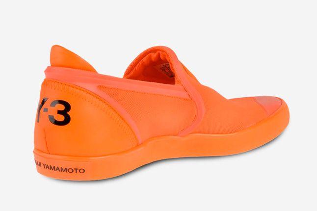 Adidas Y 3 Slip On Heel 1