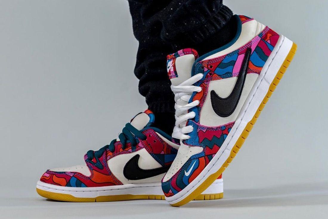 Parra x Nike SB Dunk Low (2021)