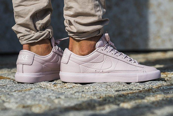 Nike Blazer Low Light Lavender 1
