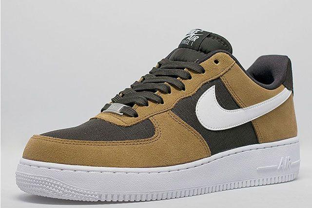 Nike Air Force 1 Low Velvetbrowntan1