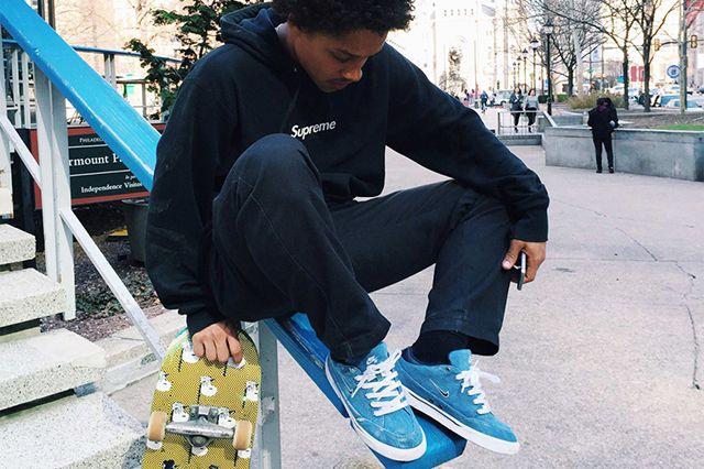Supreme X Nike Gts 1