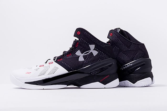 Under Armour Curry 2 Suit And Tie 2