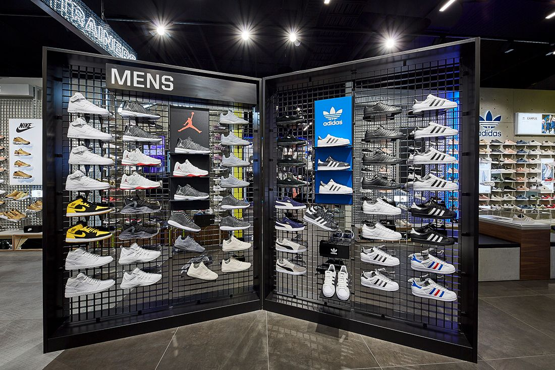 Take A Look Inside The New Pacific Fair Jd Sports Store16