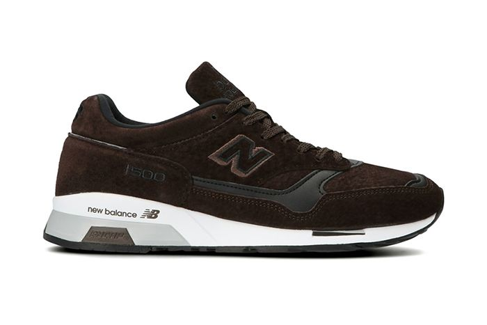 United Arrows New Balance 1500 Brown Release Date Lateral