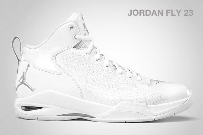 Jordan Fly 23 Rmetallic Silver 1
