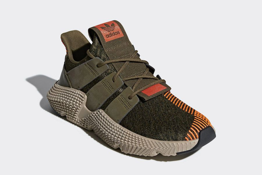 Adidas Prophere Trace Olive Cq2127 Release Date