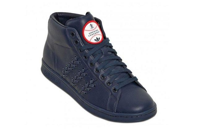 Adidas By Opening Ceremony Baseball Stan Smith Blk Perspective