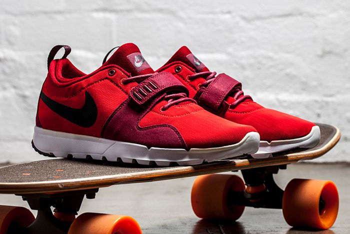 Nike Sb Trainerendor Red 1