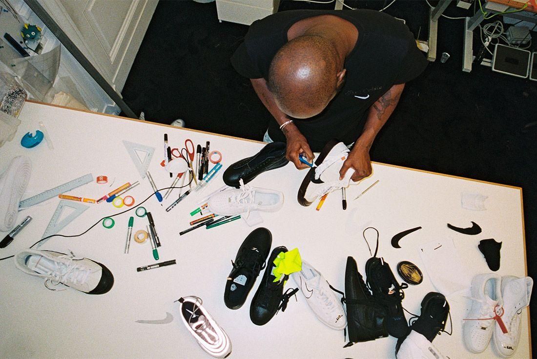Virgil Abloh Off White Nike Air Force 1 Power Ranking Sneaker Freaker