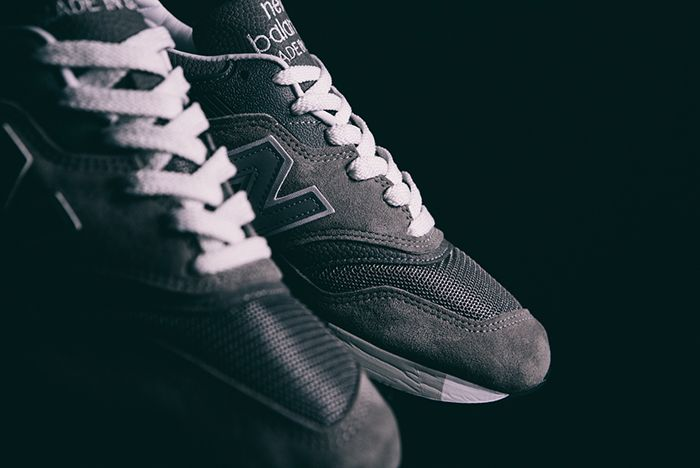 New Balance 997 5 Made In Usa Tonal Grey14
