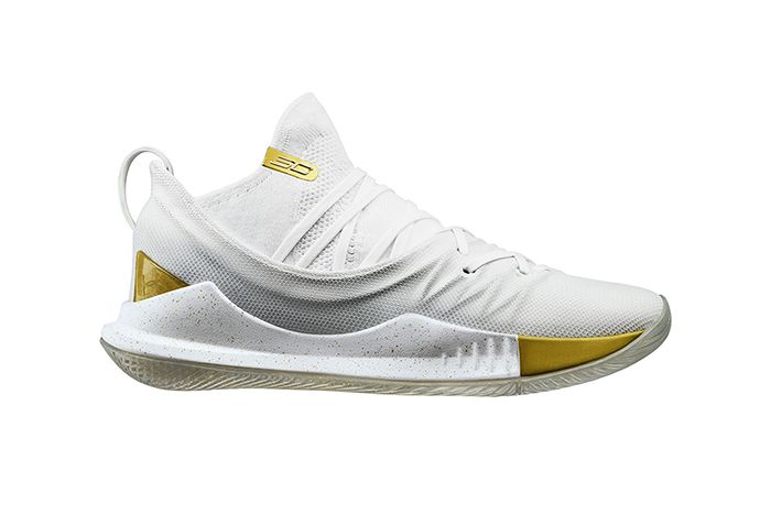 Under Armour Curry 5 Takeover Edition 6 Sneaker Freaker