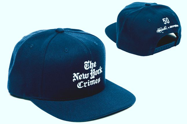 Rickypowell Akomplice Nycrimes Hat 1