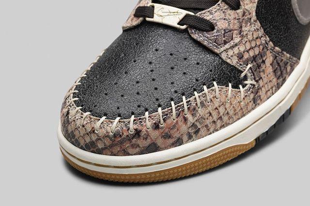 Nike Dunk Hi Premium Croc Wrangler 2