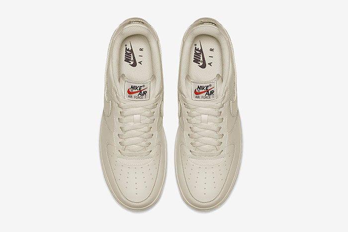Nike Af1 Swoosh Pack Bone Sneaker Freaker 7