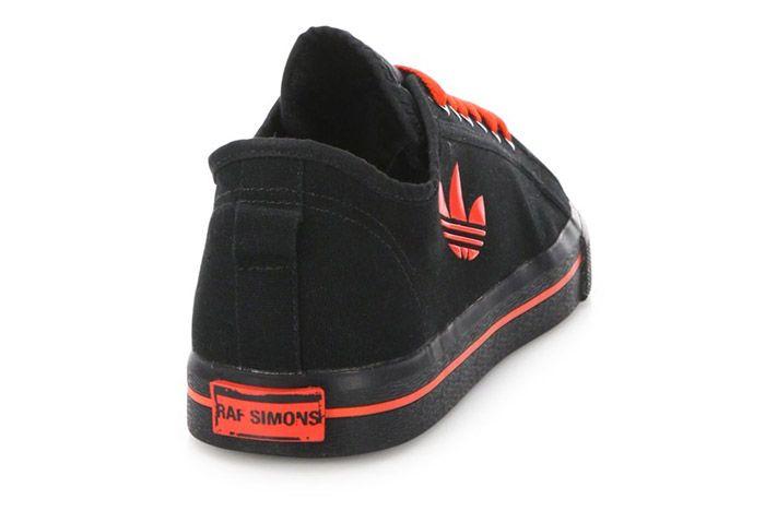 Raf Simons Adidas Spirit Low Top Black 3