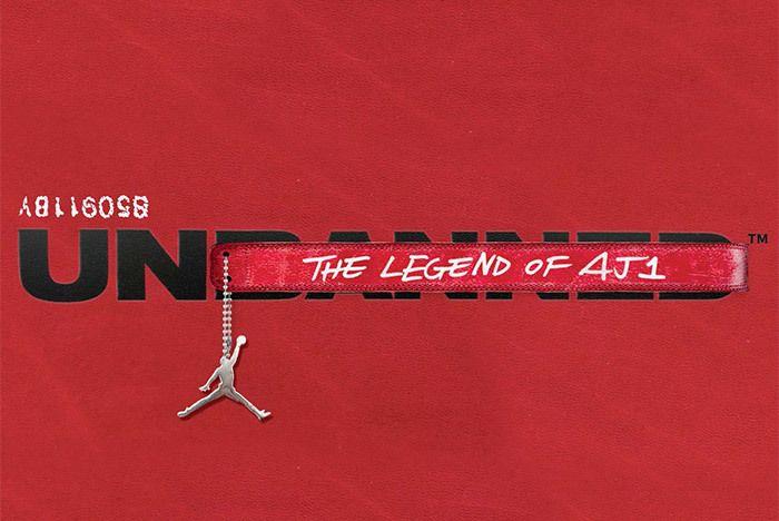 Unban The Legend Air Jordan 1 3