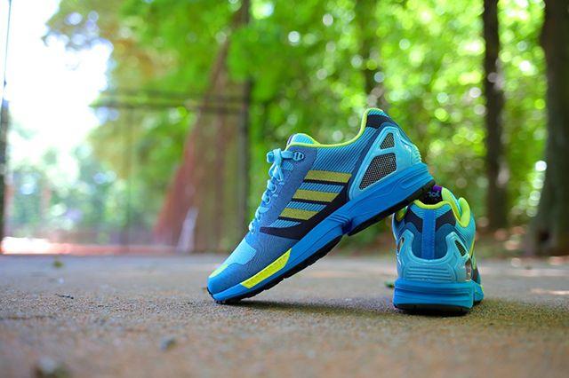 Adidas Originals Zx Flux Aqua 19