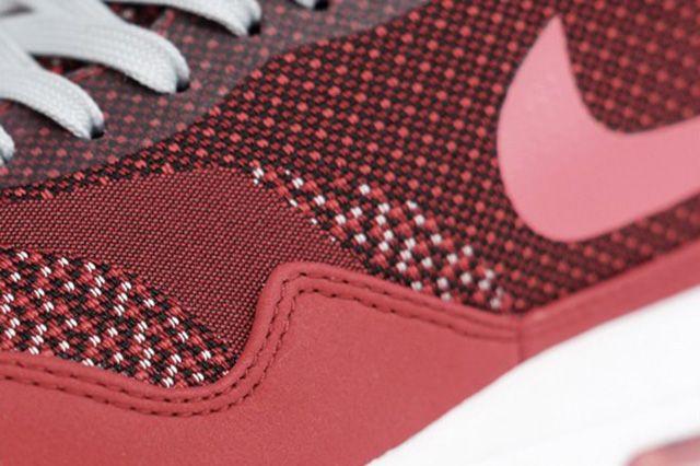 Nike Air Max 1 Jacquard Gym Red 5