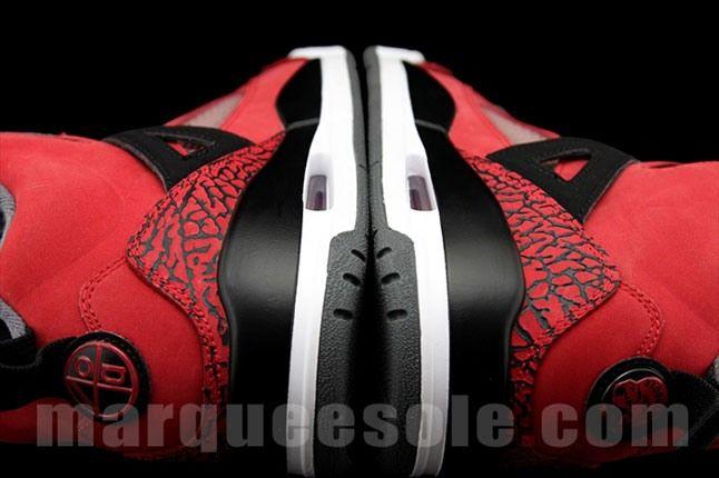 Jordan Spizike Red 4 1