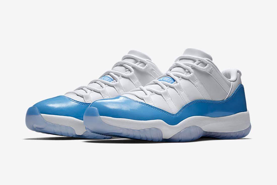 Air Jordan 11 Low University Blue 5
