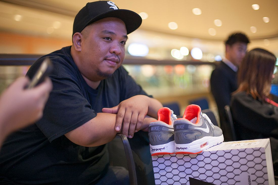Birds Of A Feather Jeff Staple Talks Pigeons In Manila 5 1