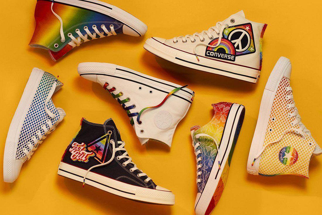 Converse Pride Collection 6